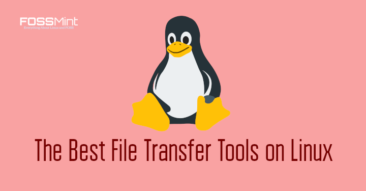 Linux File Transfer Tools