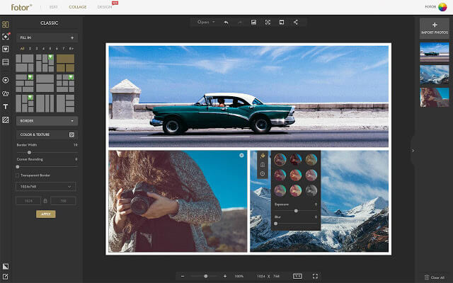 Fotor - Free Image Editor and Graphic Tool