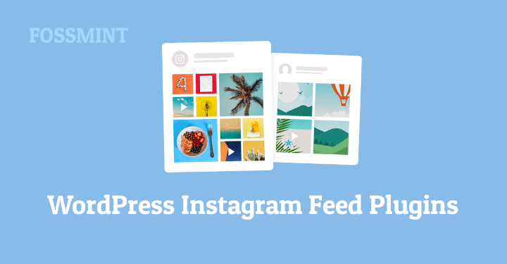 WordPress Instagram Feed Plugins